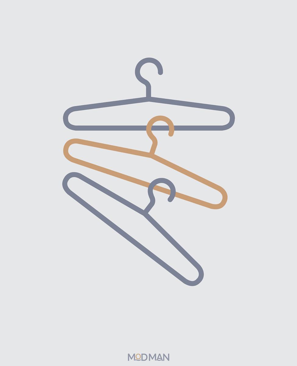 پالتو پشمی و کلاه سرخود کت مردانه در زمستان